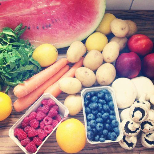 Kategorie Superfood - gesunde Ernährung