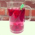 Beeren-Wasser
