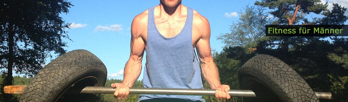 Fitness Training für Männer - inspiration4fitness