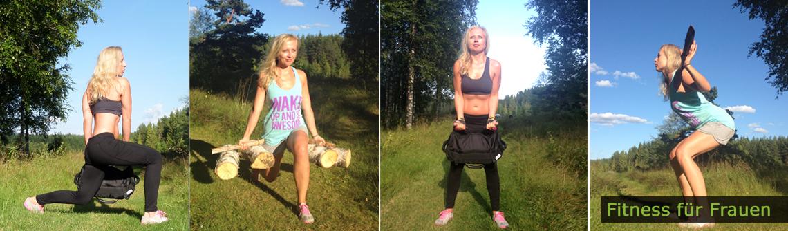Fitness Training für Frauen - inspiration4fitness