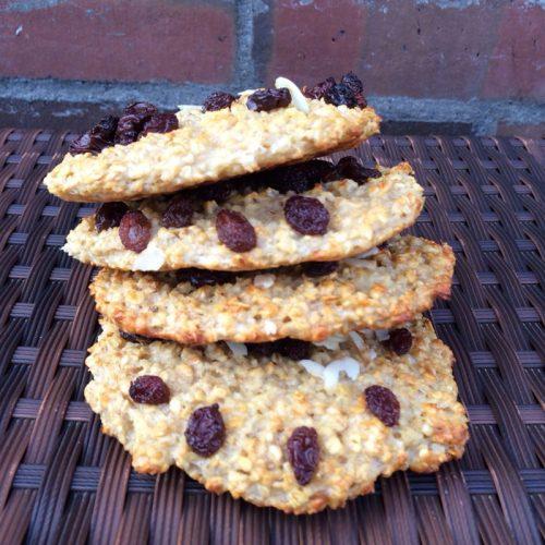 Haferflocken Soft Cookies