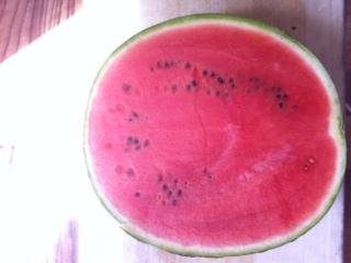 Wassermelonen-Schorle