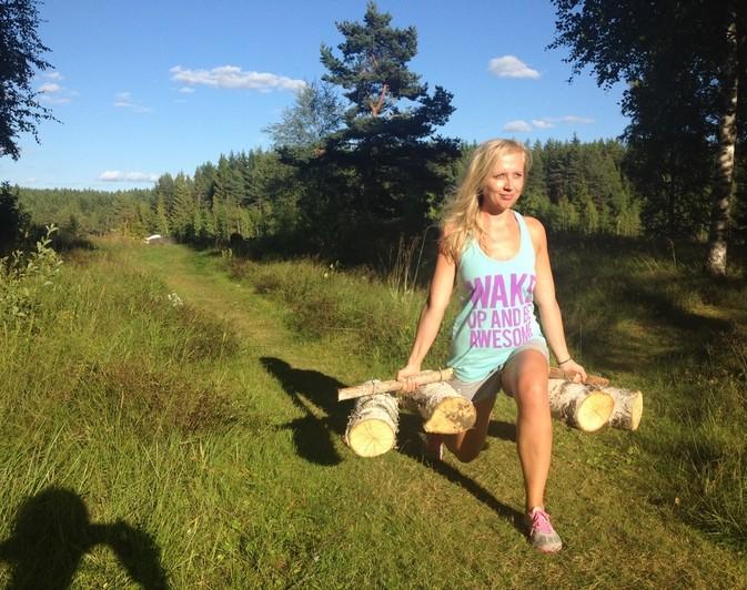 Personaltraining Fitness Camp Schweden