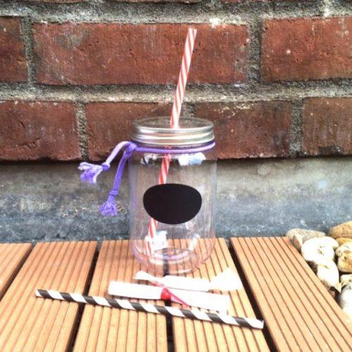 smoothieglas Purple Grapes