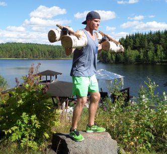 Outdoor Workout - freie Übungen