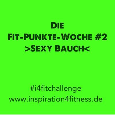 #i4fitchallenge Fitness Challenge