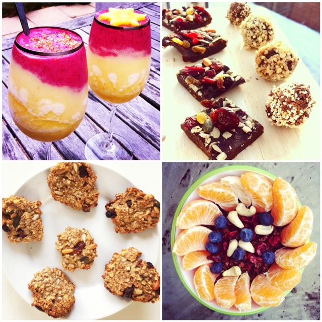 Attraktiv Gesunde Snacks zum selbermachen - inspiration4fitness UK72