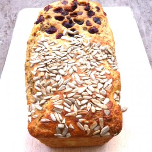 Eiweiss-Brot