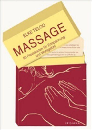 Massage-Karten