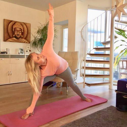 Yoga für Anfänger - wie fange ich an